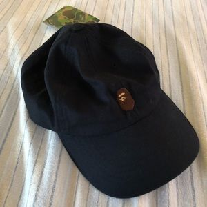 38210b5737cb4 Bape Accessories - Bape Dad Hat